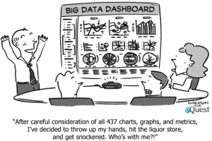 Story telling in Big Data
