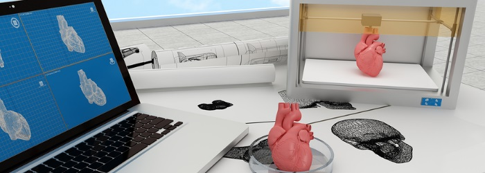 3d printing technology for healthcare