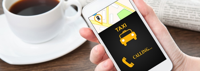 Taxis app personalized services