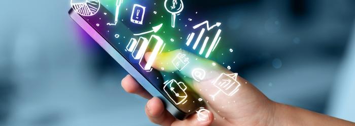 Mobile app landscape