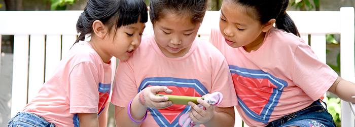 Designing Mobile Apps for Children? Read their Mind First