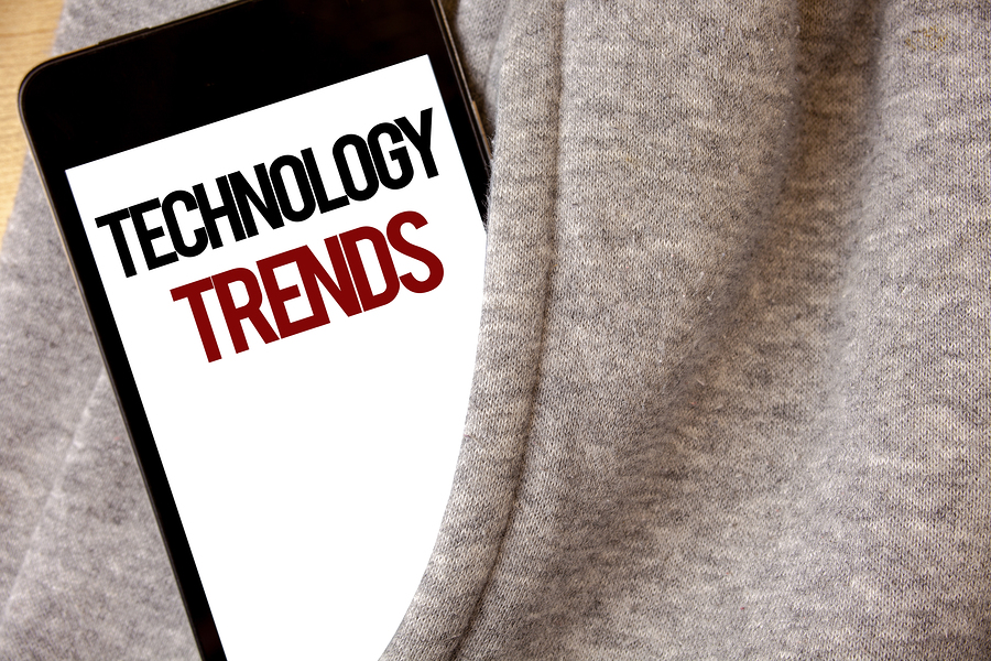 Key Technology Trends in 2019