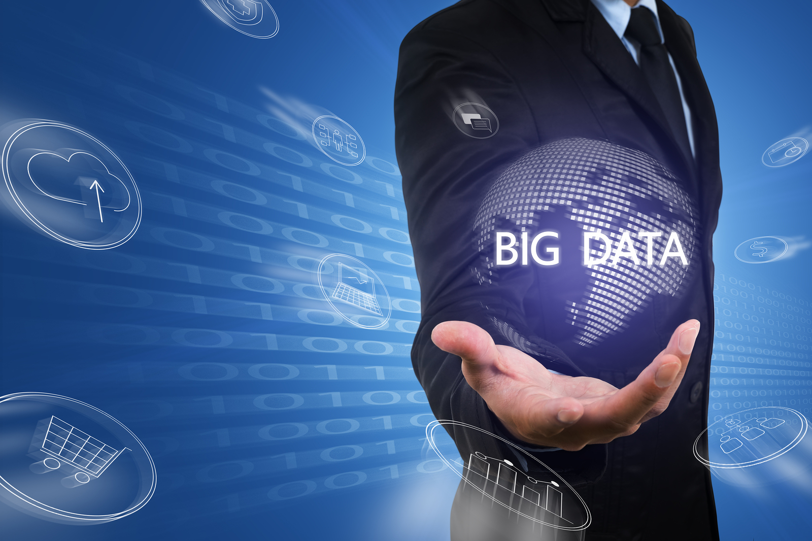 big data for mortgage industry