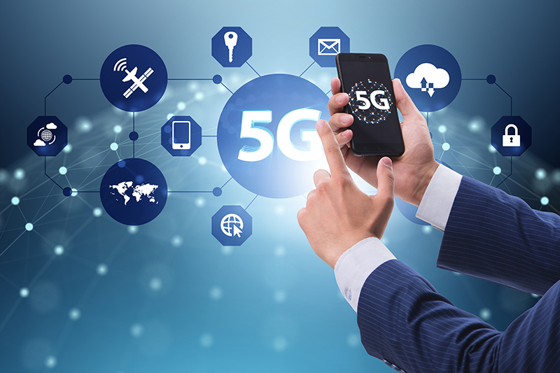 5G for android app development