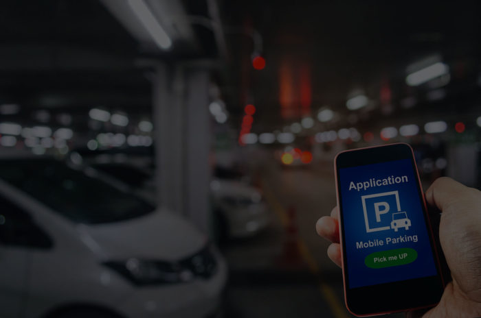 The Design and Development of an iBeacon based parking App