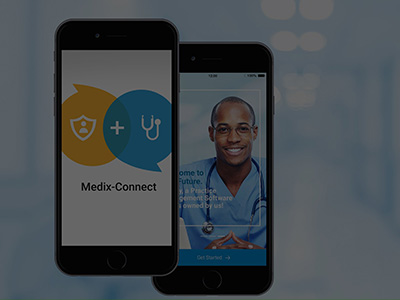case study - Mobile App development For Physicians